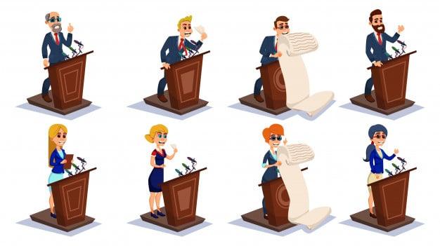 6 idées reçues sur la prise de parole en public
